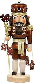 Nutcracker  Gingerbread King nature