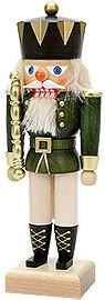 nutcracker king green