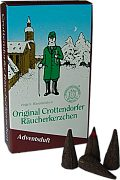 Crottendorfer incense cones - Advent scent