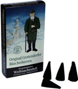 Crottendorfer incense cones - Christmas scent