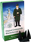 Crottendorfer incense cones - fir