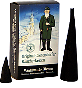 Crottendorfer incense cones - giant incense