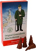 Crottendorfer incense cones - sugar apple