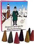Crottendorfer mini incense cones - varied mix