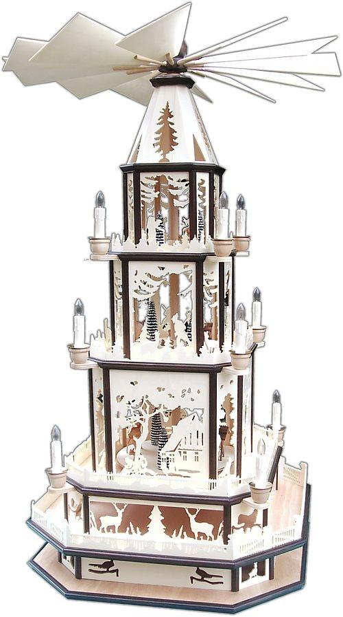 Christmas pyramid,