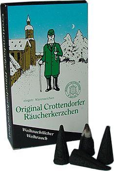 Crottendorfer Räucherkerzen Weihrauch