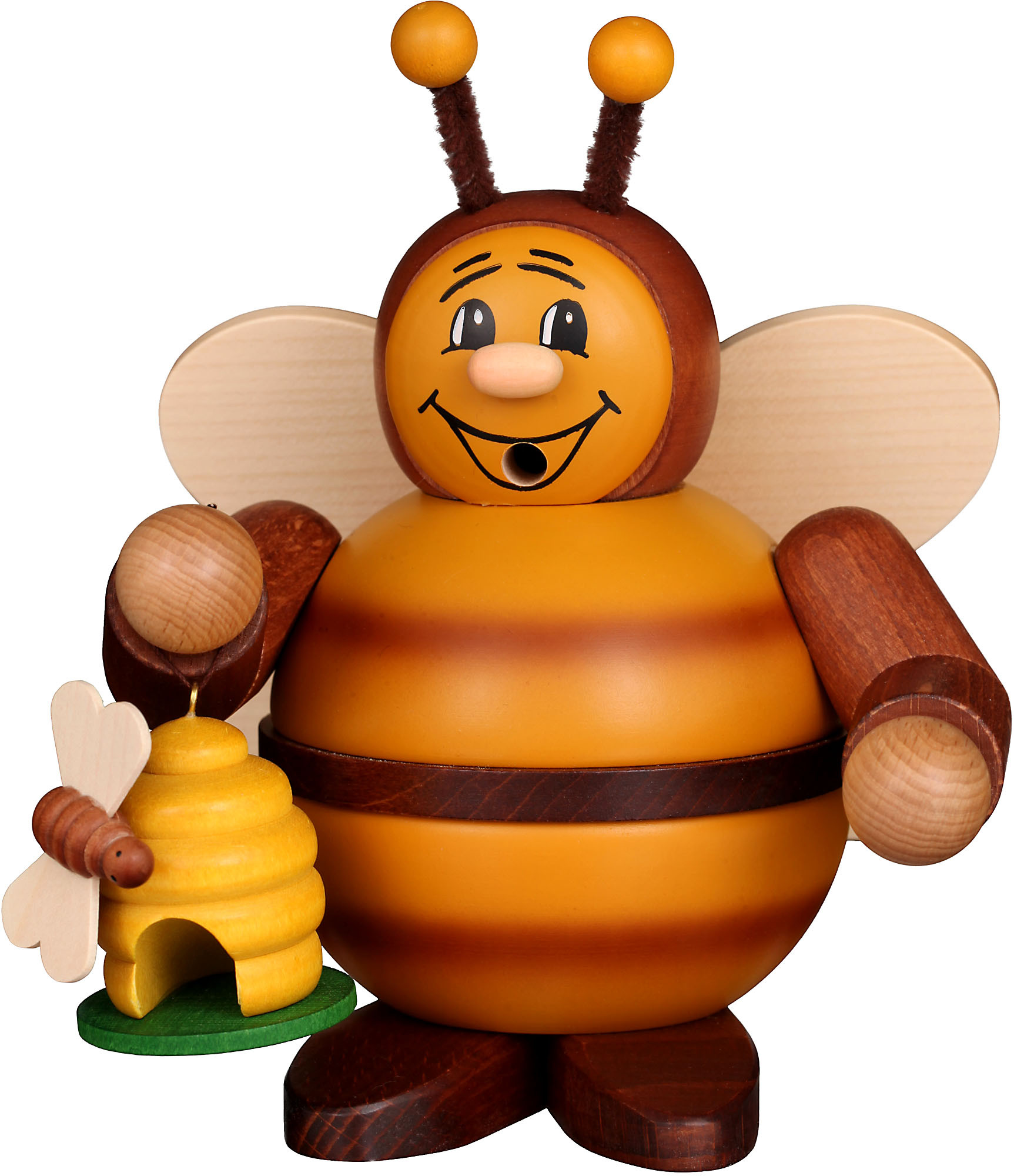 Christian Ulbricht Räucherfigur Biene