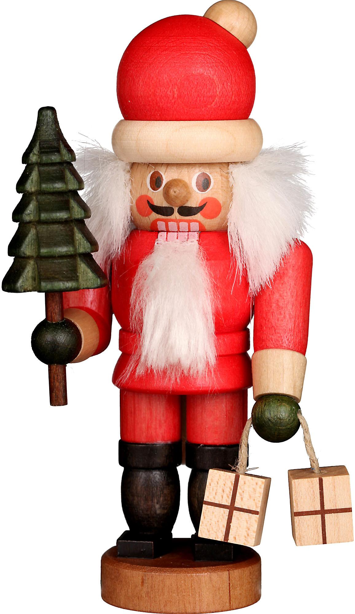 Christian Ulbricht Nussknacker Mini Weihnachtsmann