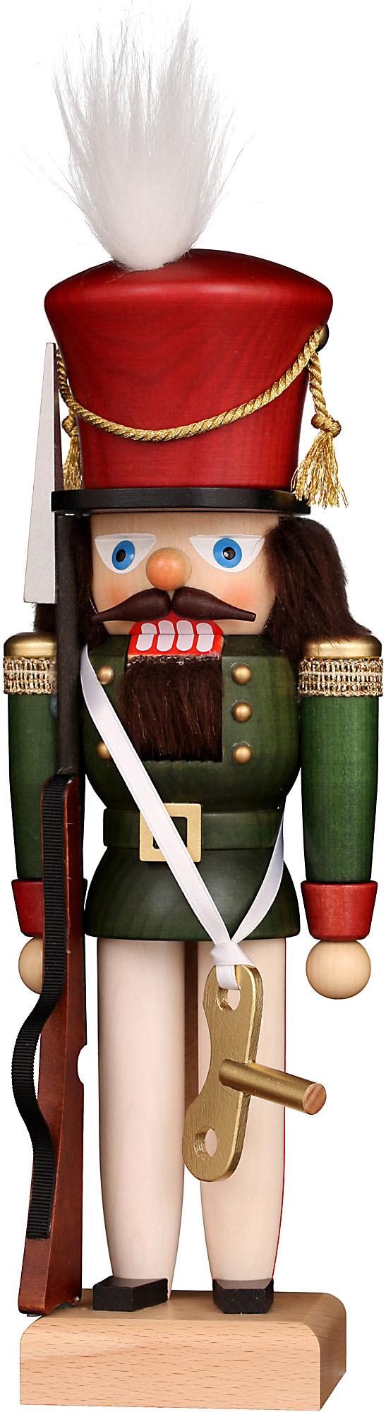 Christian Ulbricht Nussknacker Spielzeugsoldat