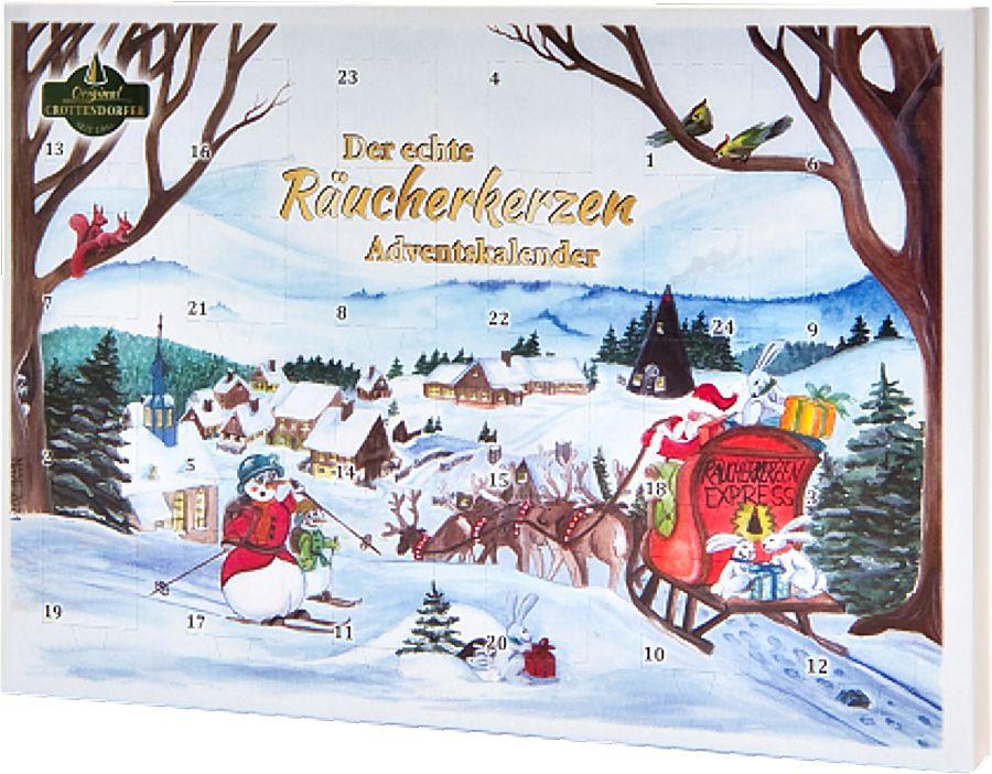 Crottendorfer Adventskalender 2021