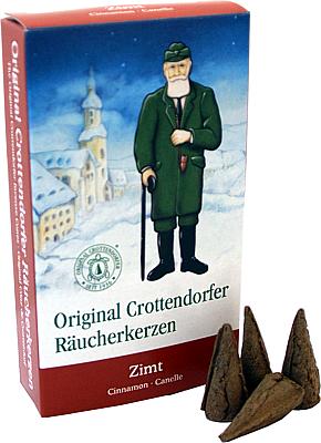 Crottendorfer Räucherkerzen Zimt