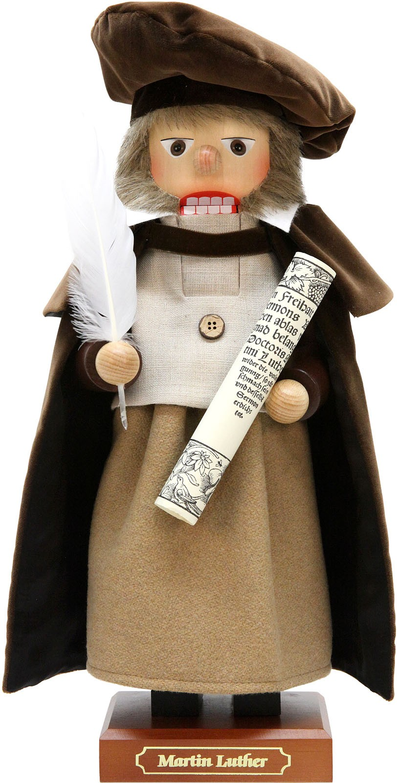 nutcracker Martin Luther