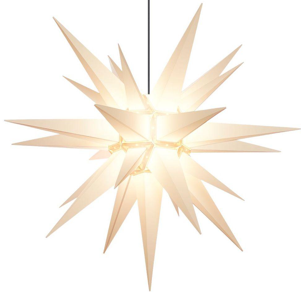 Herrnhuter Stern A13 für Außen, weiß - 130 cm