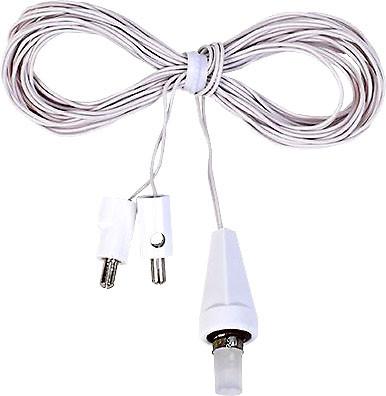 Herrnhuter Beleuchtungseinheit für Herrnhuter Miniaturstern - Kappe weiß