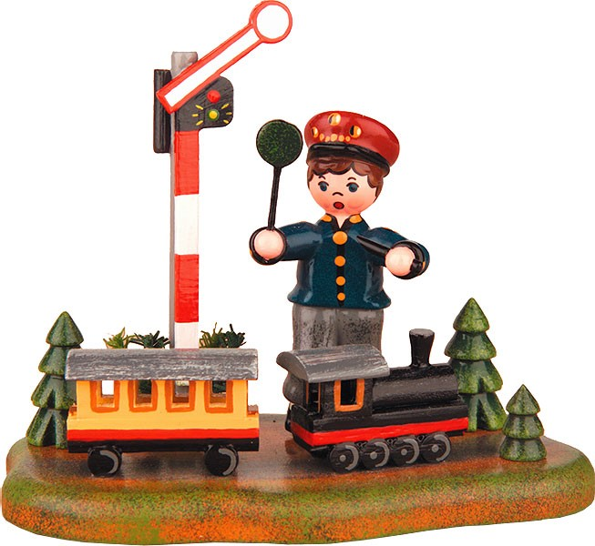miniatures - the railwayman
