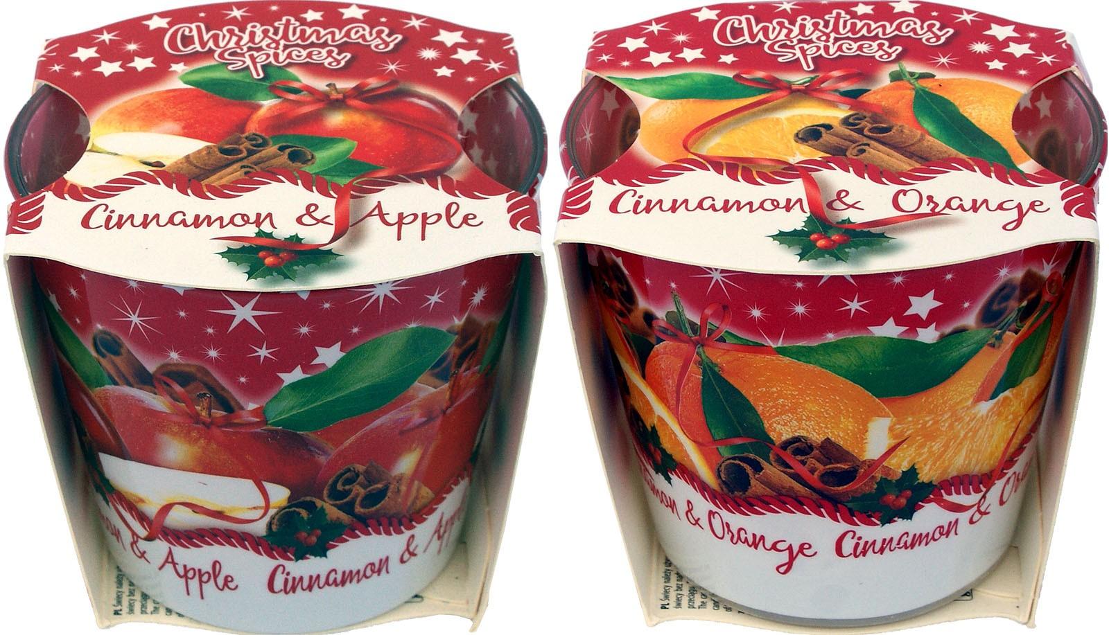 Knox Duftkerze im Glas - Christmas Spices