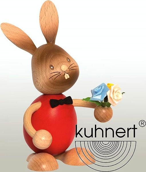 Drechslerei Kuhnert Stupsi Hase Gratulant