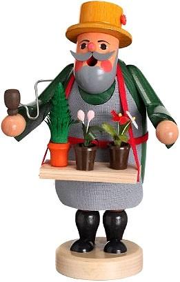 incense smoker, gardener