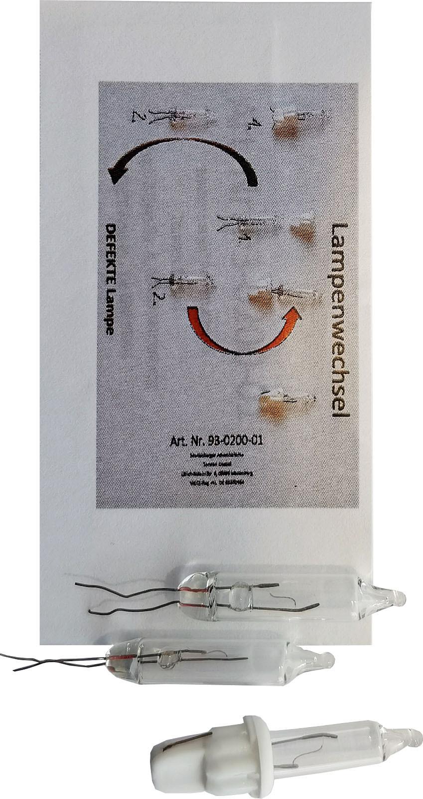 Marienberger Adventssterne - Ersatzlampen 12V