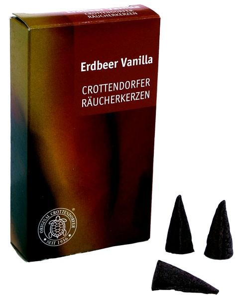Crottendorfer Räucherkerzen Erdbeer-Vanilla