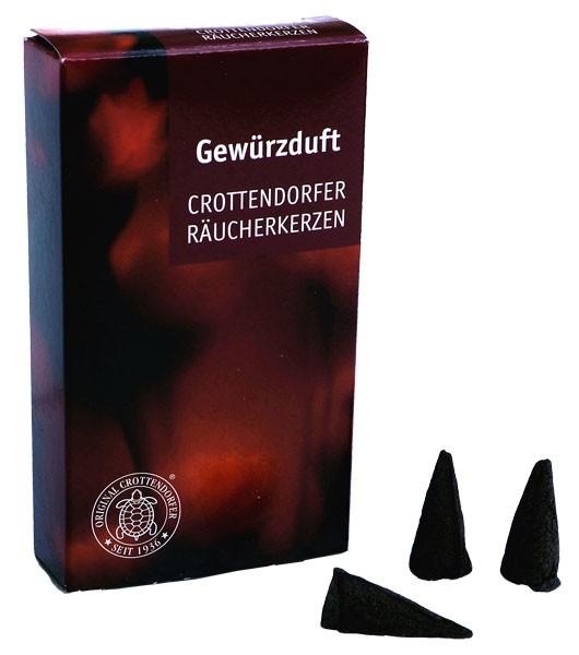 Crottendorfer Räucherkerzen Gewürzduft