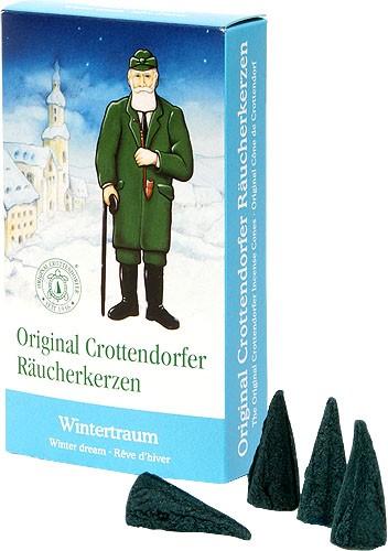 Crottendorfer Räucherkerzen Wintertraum