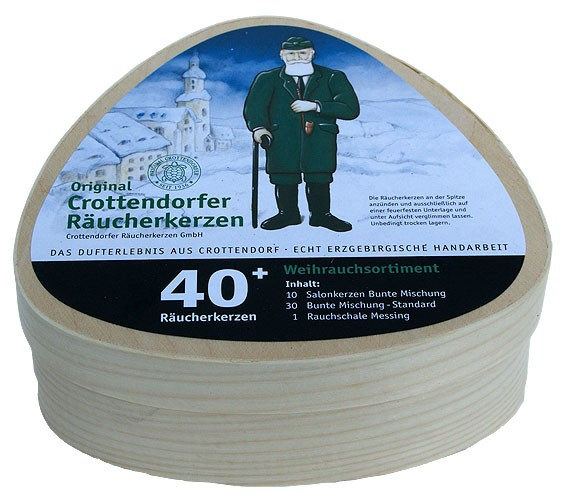 Crottendorfer Spanschachtel 40+