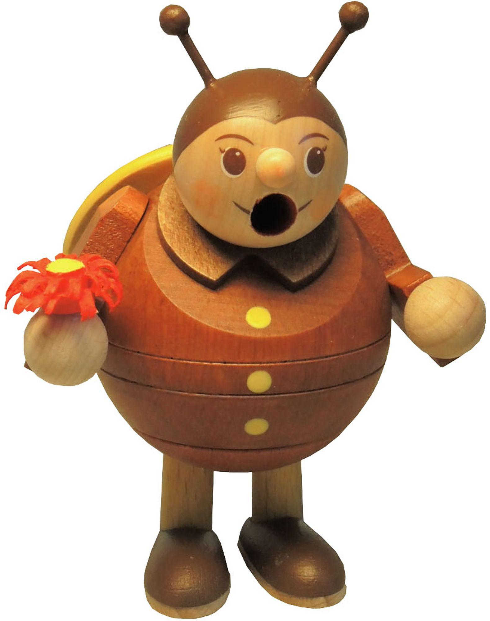 Richard Glässer Minikugelräucherfigur - Kartoffelkäfer