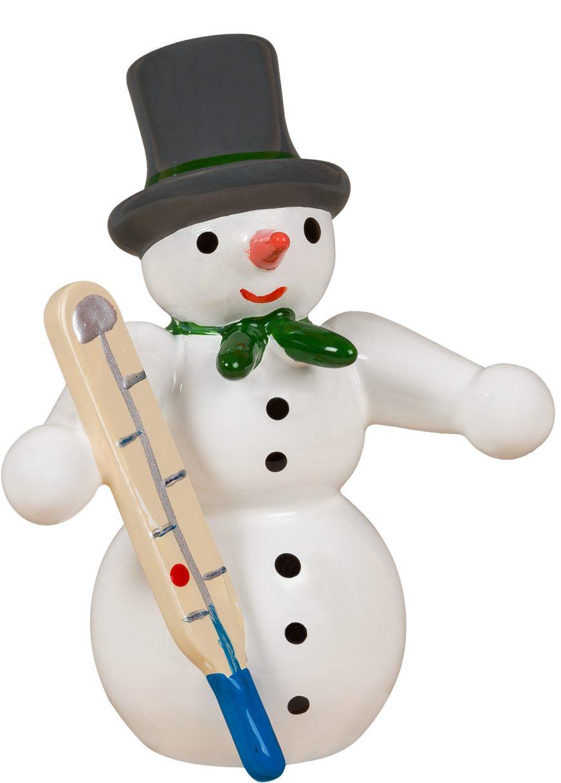 Ellmann Schneemann - mit Thermometer