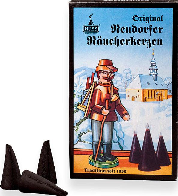 Huss Original Neudorfer Räucherkerzen Weihrauch - Die Guten