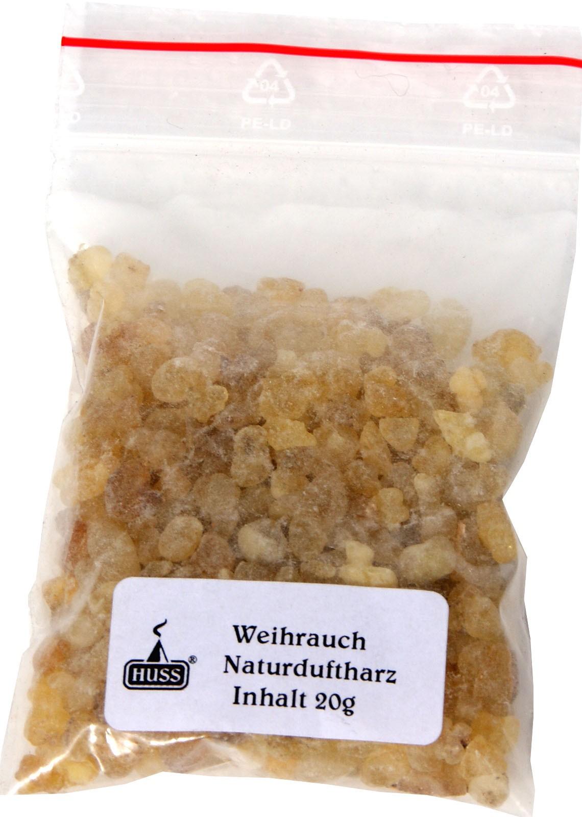 Jürgen Huss Naturduftharze - Weihrauch