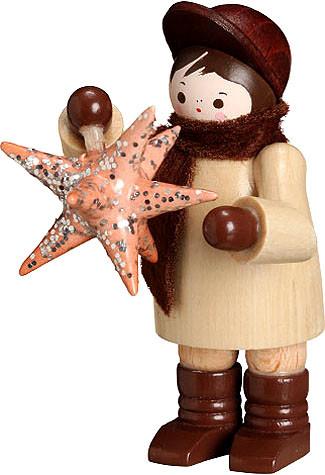 Romy Thiel Einkäufer mit Stern, natur