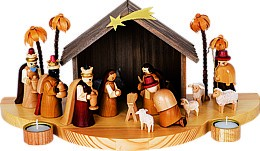 Crib christi nativity