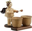 Angel with Kettledrum Natural