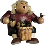 incense smoker, edge stool herbal Liesel
