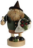 incense smoker, moss man -the thicknesses-