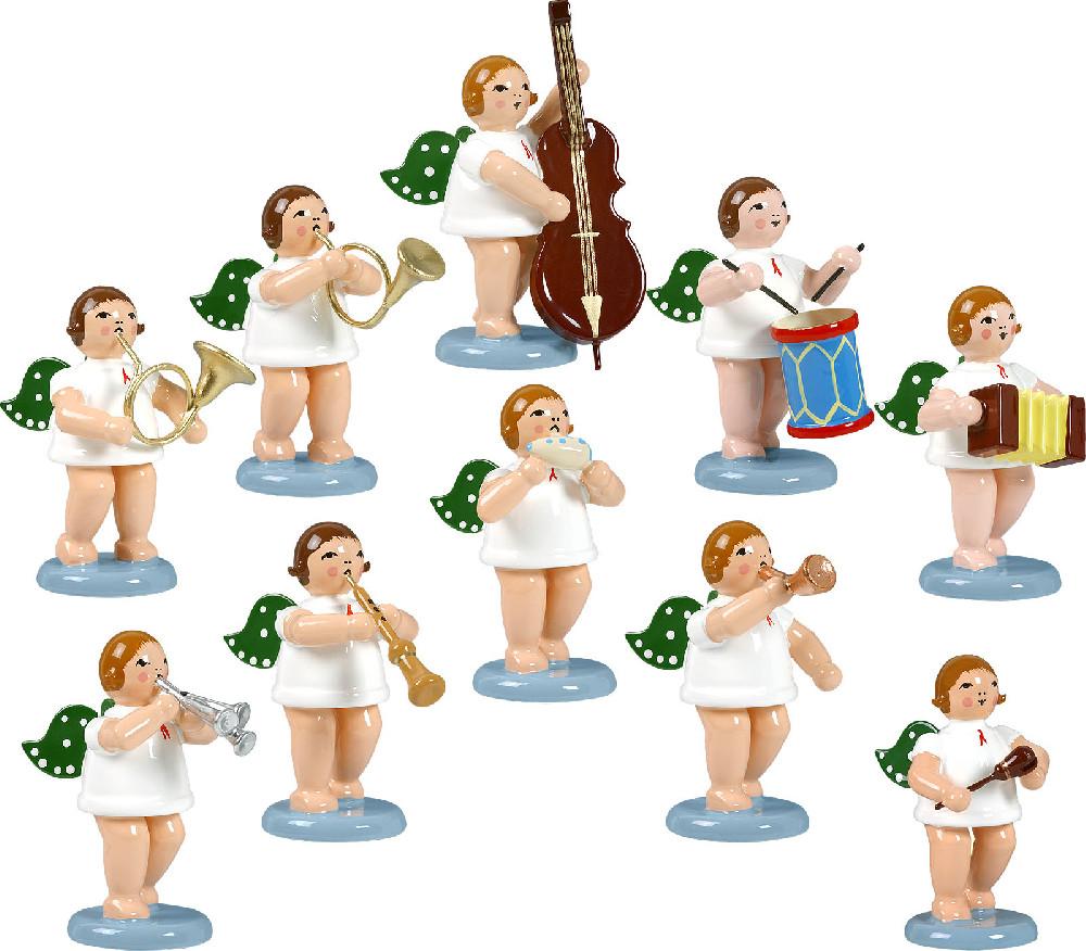 Ellmann Engelmusikanten 10-teilig, Variante 4