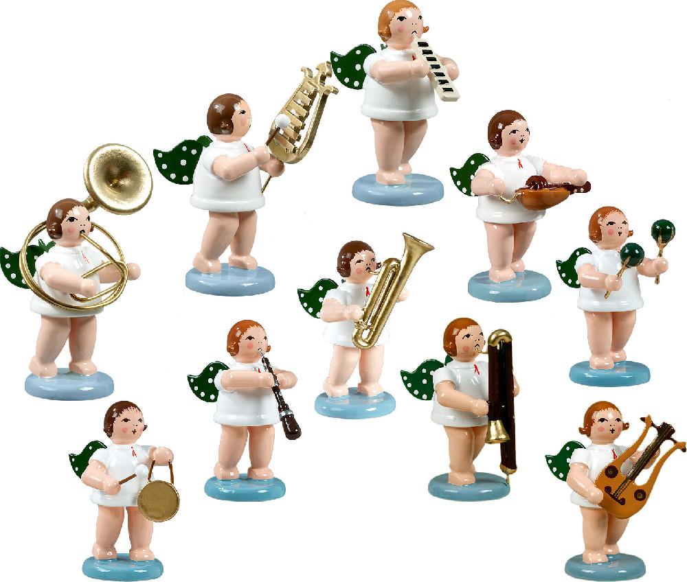 Ellmann Engelmusikanten 10-teilig, Variante 7