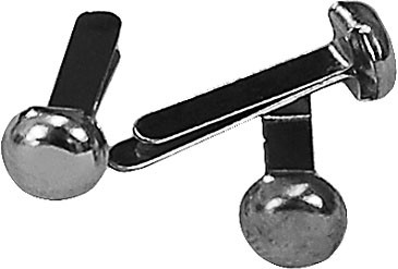 replacement clips for Herrnhut stars, inside - silver