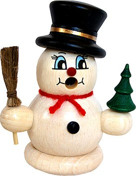 little podge men - snowman