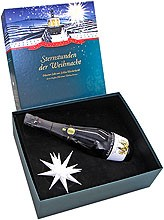 gift box Wackerbarth - star and sparkling wine - great moments of Christmas