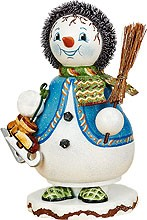 incense smoker imp, snowflakes ice skids