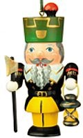 tree ornament, nutcracker - miner