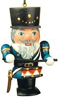 tree ornament, nutcracker - drummer