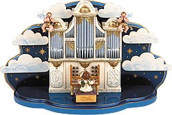 organ with small cloud