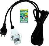 cable A4/A7 cover white - LED