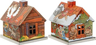 incense smoking house - fairy tale
