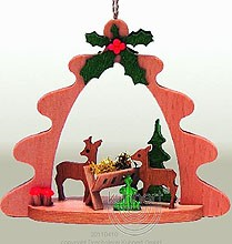 tree ornament, animal feeder