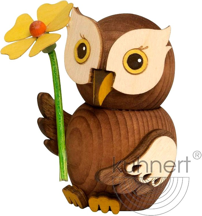 mini owl - congratulations