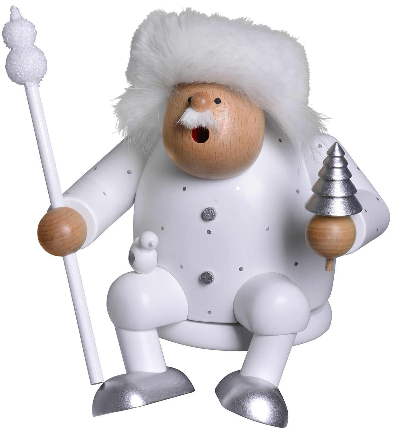 incense smoker father frost